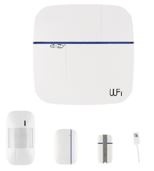 GIZY smart alarm    (frigives Q3-19)